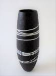Large Stringed Vase, H.68cm