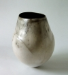 White bell form, H.42cm